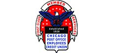 Chicago Post Office Employees CU powered by GrooveCar
